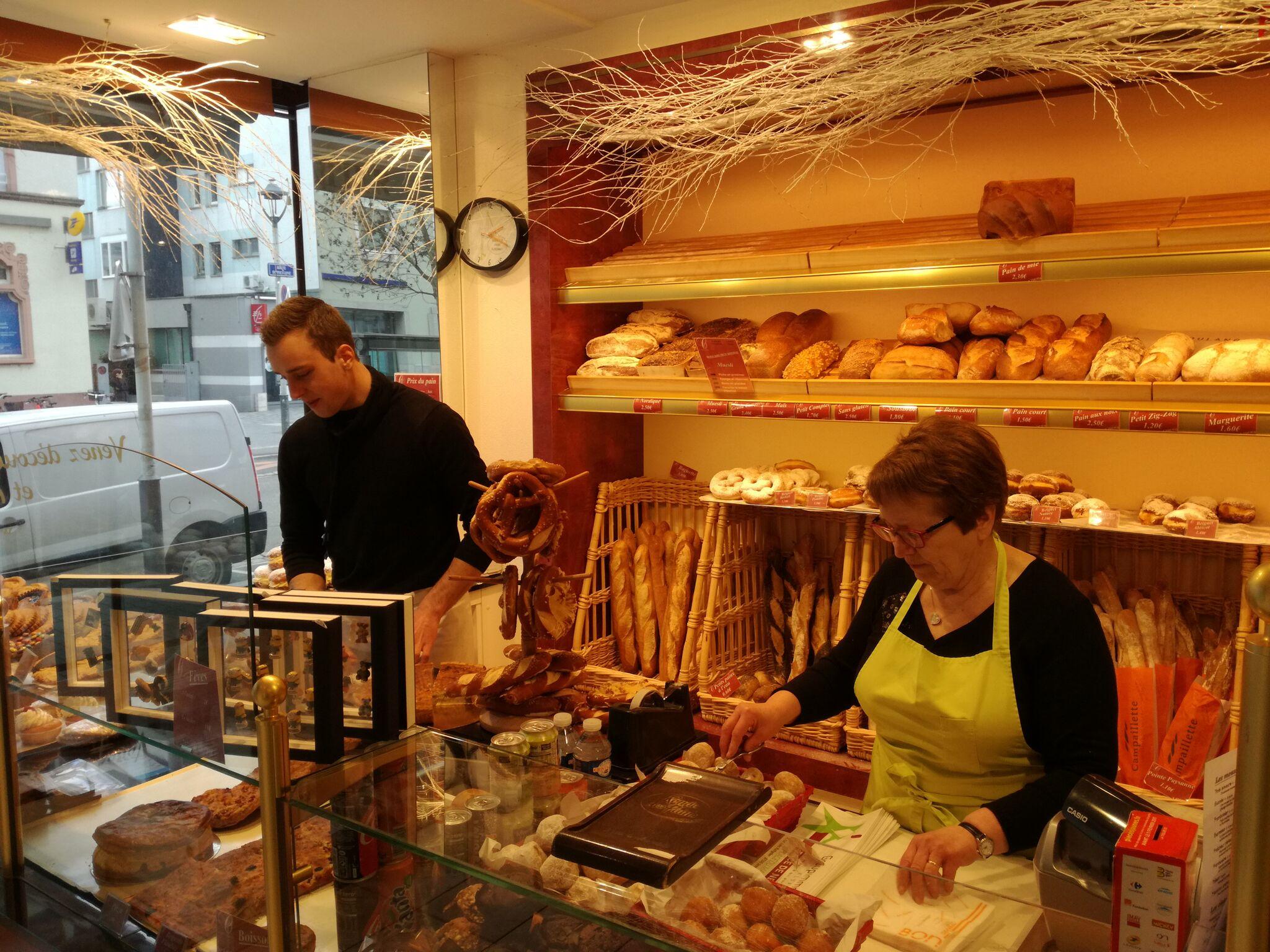 Boulangerie Pâtisserie Le P\u0027tit Caprice à Strasbourg